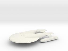 Akira Testbed in White Natural Versatile Plastic