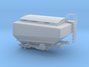 1/87 Saattank Xerion 4000 in Smooth Fine Detail Plastic: 1:87 - HO