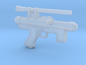 Star Wars Blaster Pistol SE-14C 1:6 Scale  in Smooth Fine Detail Plastic