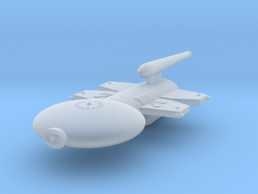 3788 Scale Gorn Double-Wing Destroyer (DDW) SRZ in Smooth Fine Detail Plastic