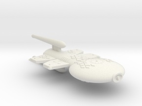 3125 Scale Gorn Double-Wing Destroyer+ (DDW+) SRZ in White Natural Versatile Plastic