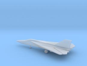 General Dynamics F-111A Aardvark (swept wings) in Smooth Fine Detail Plastic: 6mm