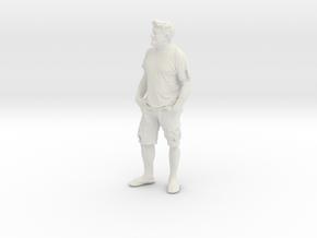 Printle C Homme 365 - 1/32 - wob in White Natural Versatile Plastic