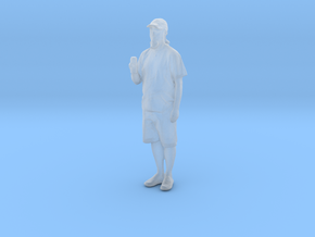 Printle C Homme 1105 - 1/43 - wob in Smooth Fine Detail Plastic