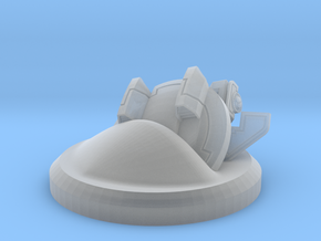 Thematic Capture Point #3 in Smooth Fine Detail Plastic