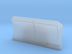 D10 Push Blade in Smooth Fine Detail Plastic