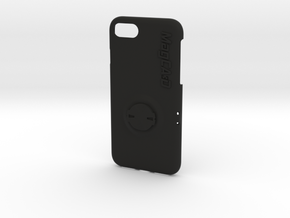 iPhone 8 Garmin Mount Case - 19mm in Black Natural Versatile Plastic