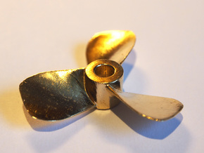 Propeller UB1 in Natural Brass: 1:32