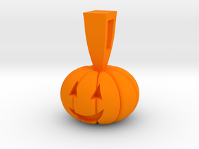 JACK-O-LANTERN in Orange Processed Versatile Plastic