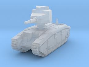 B40 ARL4 1:144 in Smooth Fine Detail Plastic