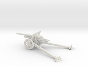 1/30 IJA Type 96 15cm Howitzer in White Natural Versatile Plastic
