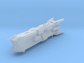 Robotech Macross Ikazuchi cruiser in Smooth Fine Detail Plastic