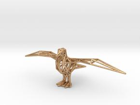 Gull in Natural Bronze