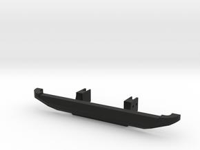 3Racing EX Real Bumper in Black Natural Versatile Plastic