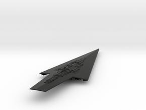 "Imperial SSD «Executor» 9.8""/25cm in Black Natural Versatile Plastic"