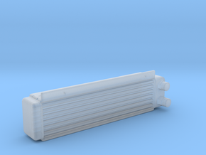 Oil Cooler - 1/12 in Smooth Fine Detail Plastic