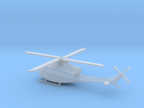 1/285 Scale UH-1Y Model in Smooth Fine Detail Plastic