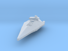 Imperial Kontos Class frigate in Smooth Fine Detail Plastic