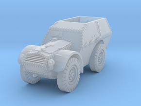 Autocarro Protetto scale 1/285 in Smooth Fine Detail Plastic