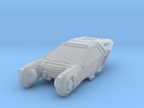 1:87 Spinner Bladerunner 2049 in Smooth Fine Detail Plastic