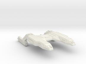 3125 Scale Lyran Running Tiger Fast Cruiser CVN in White Natural Versatile Plastic