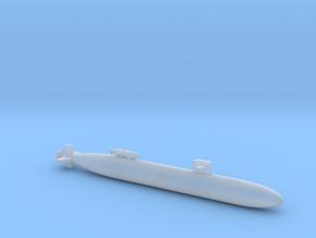 SSN-701 LA JOLLA w/ DSRV 1:2400 FULL HULL in Smooth Fine Detail Plastic