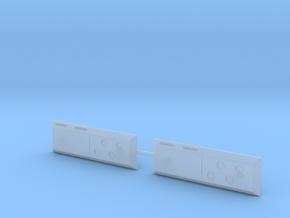 Condizionatore imperiale in Smoothest Fine Detail Plastic