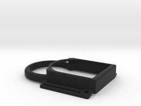 Chimera 2 - The best Shell for MiaoMiao Look here! in Black Premium Versatile Plastic