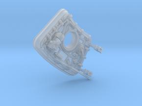 CM open hatch in Smooth Fine Detail Plastic