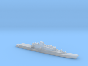 Alpino-class FFG, 1/1800 in Smooth Fine Detail Plastic
