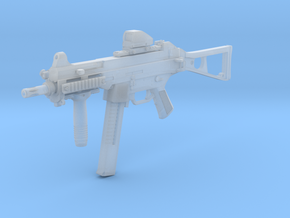 1/8th VMP45 Tactical 2 in Smooth Fine Detail Plastic