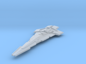 Super star destroyer Void in Smooth Fine Detail Plastic