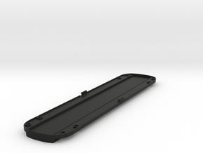 Structure Sensor Bottom Cover w. Magnets in Black Premium Versatile Plastic