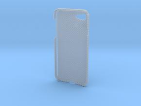 iPhone7 Case -Lattice 2 in Smooth Fine Detail Plastic