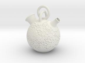 Vorobotijo in White Natural Versatile Plastic