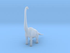 Brachiosaurus in Smooth Fine Detail Plastic