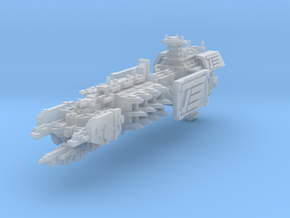Freyr Light Cruiser (Refit) in Smooth Fine Detail Plastic