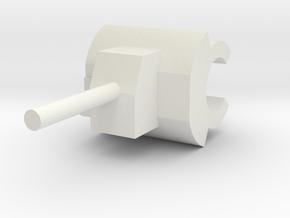 1/100 KV-8S Weapons in White Natural Versatile Plastic