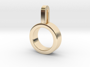 Simply in 14K Yellow Gold