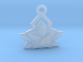 Star Guardian - Janna (Charm) in Smoothest Fine Detail Plastic