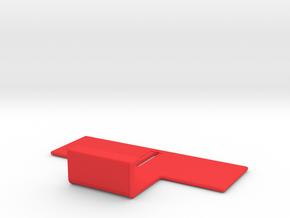"NEODiVR ""poKet"" Adjustable Phone Bracket (2 of 3) in Red Processed Versatile Plastic"
