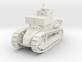 PV169D M1917 Signals Tank (1/35) in White Natural Versatile Plastic