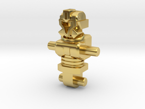 Diadoid Inchman Body in Polished Brass