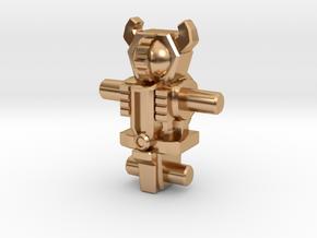 Waruder Kuwagatrer Inchman Body in Polished Bronze