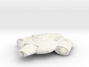 trek beowulf class modified 1 in White Natural Versatile Plastic
