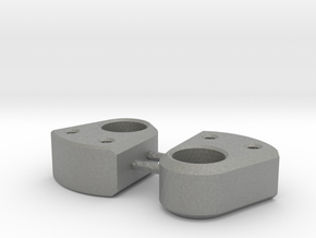Link Mount V2 Pair in Gray Professional Plastic