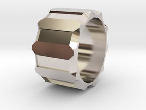 Personal ring in Platinum: 8 / 56.75