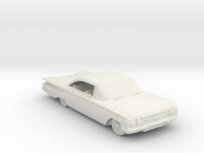 Jeepers creeper 60  chevy 87  scale in White Natural Versatile Plastic