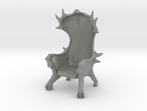 Devil Chair in Gray Professional Plastic