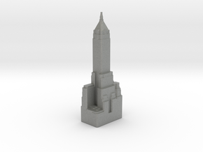 40 Wall Street - New York (1:4000) in Gray PA12